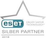 eset Partnerlogo Silber 2018